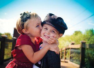 6 юли – международен ден на целувката