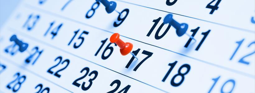 Официални празници и почивни дни 2019 г.