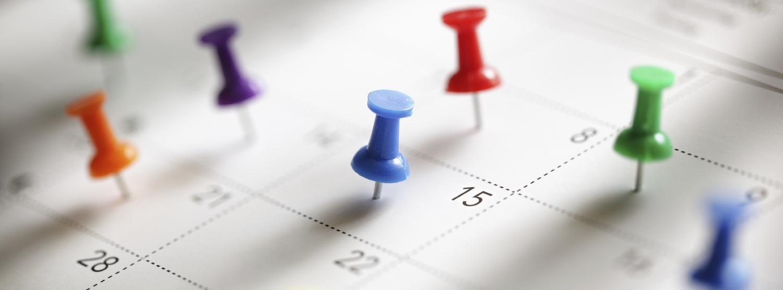 официални празници и почивни дни 2020