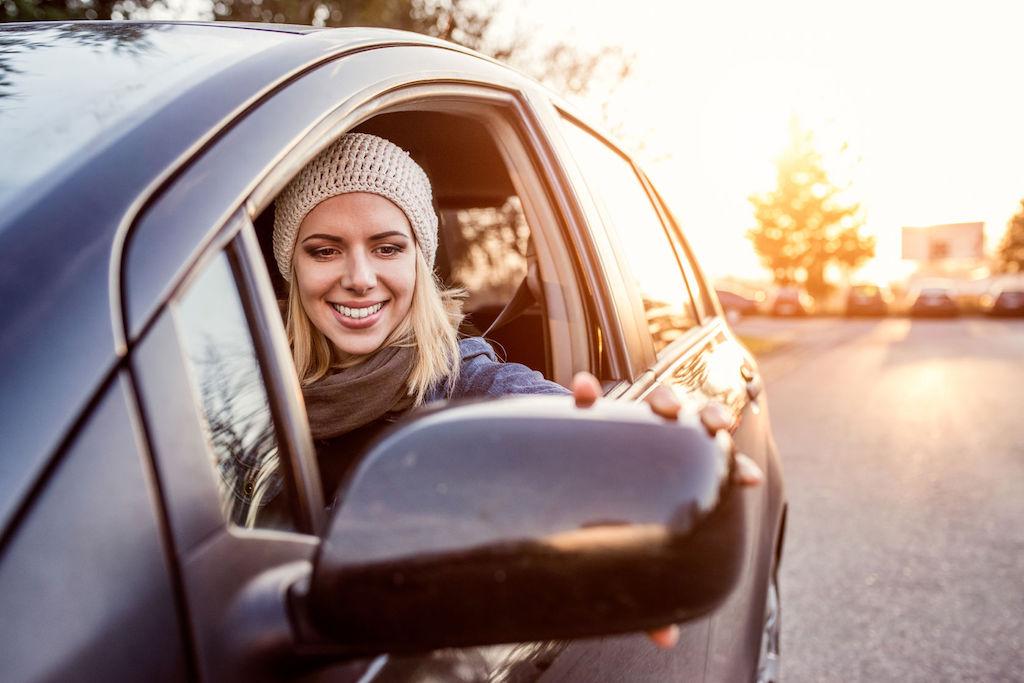 Насладете се на шофирането, когато сте сами