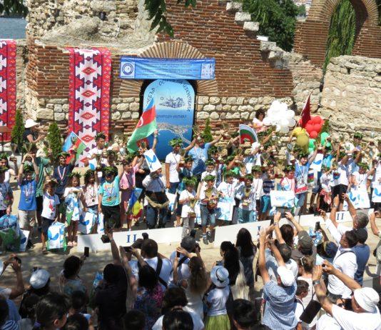 """Международен творчески фестивал """"Несебър без граници"""""""