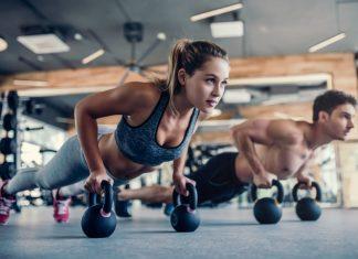 Упражнения за стягане на цялото тяло