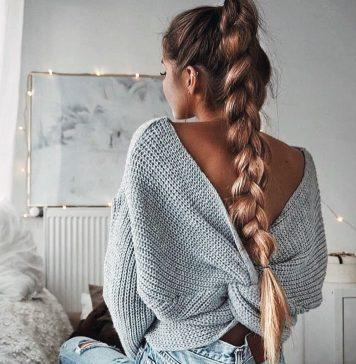 Плитка за коса