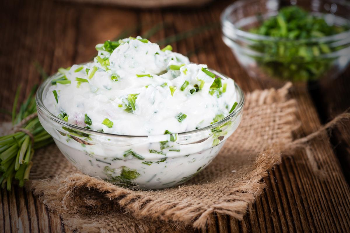 6 идеи за диетични сосове - ранч