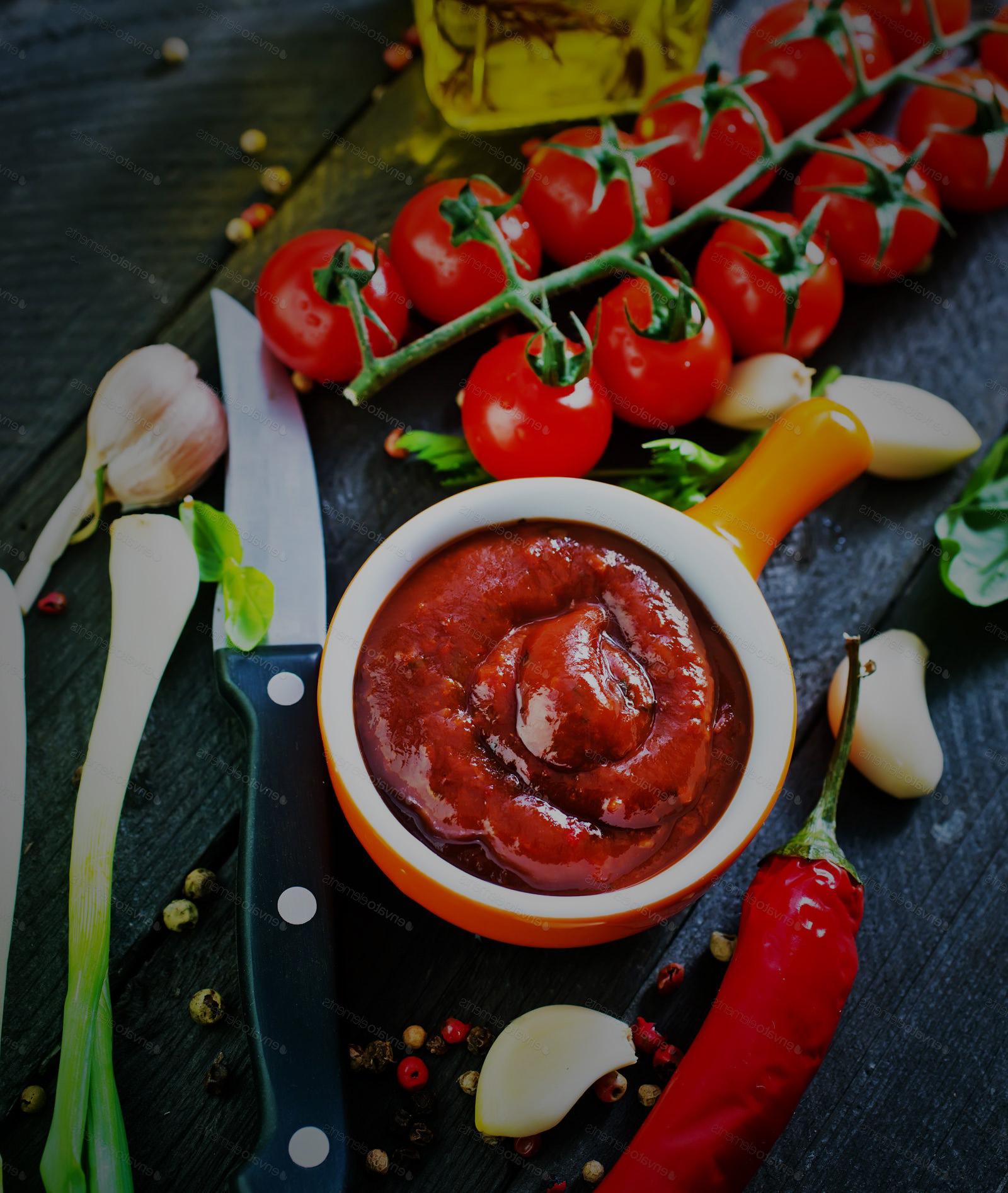 6 идеи за диетични сосове - салца
