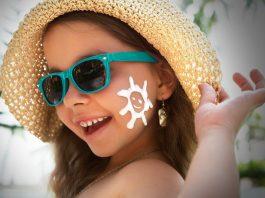 Как да предпазим детето от слънцето