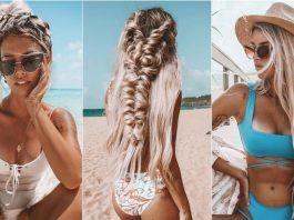 6 прически за плаж