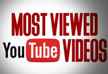 Най-гледани видеоклипа в YouTube