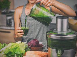 Зелена вегетарианска диета