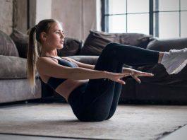 Упражнения за плосък корем