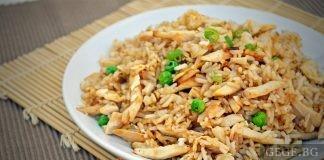 Рецепта за ориз по китайски