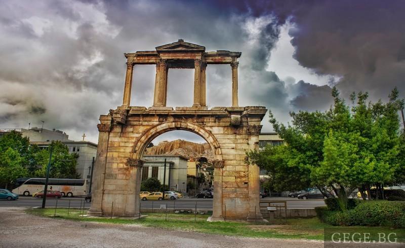Арката на Адриан