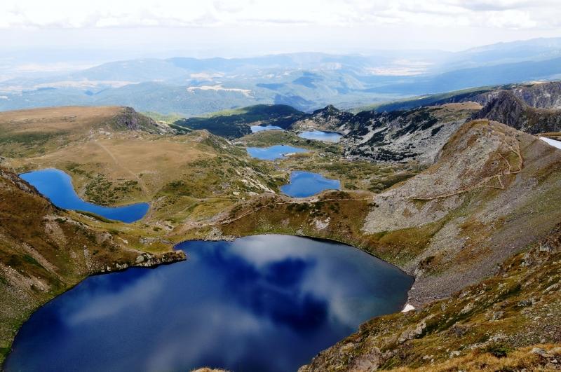 Седемте рилски езера, България