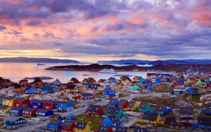 Мигдален, Гренландия