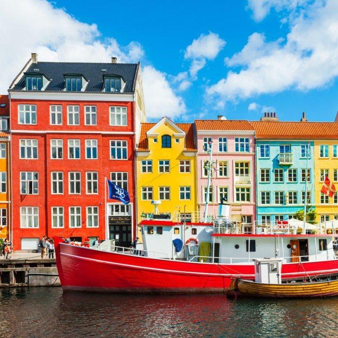 Копенхаген, Дания