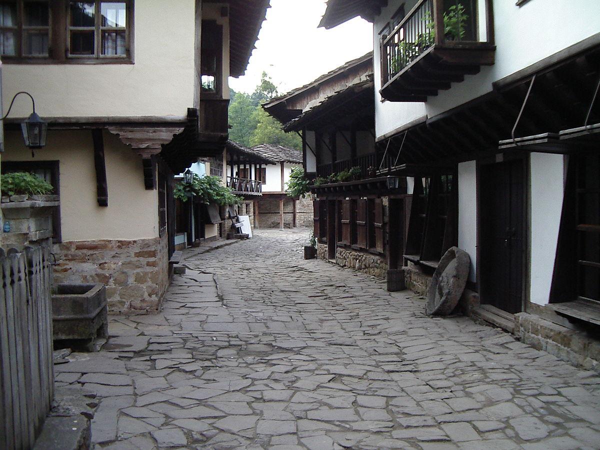 Архитектурно-етнографски комплекс Етър