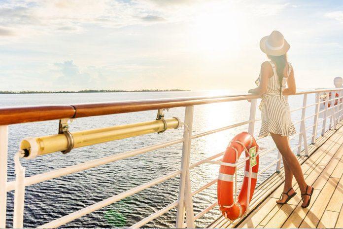 Как да прекарате първия ден на борда на круизен кораб