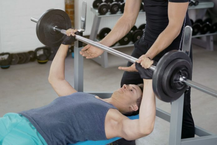 тренировка на гърди